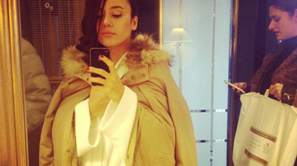 PHOTO Alizée en soutien-gorge pour la promo de son album
