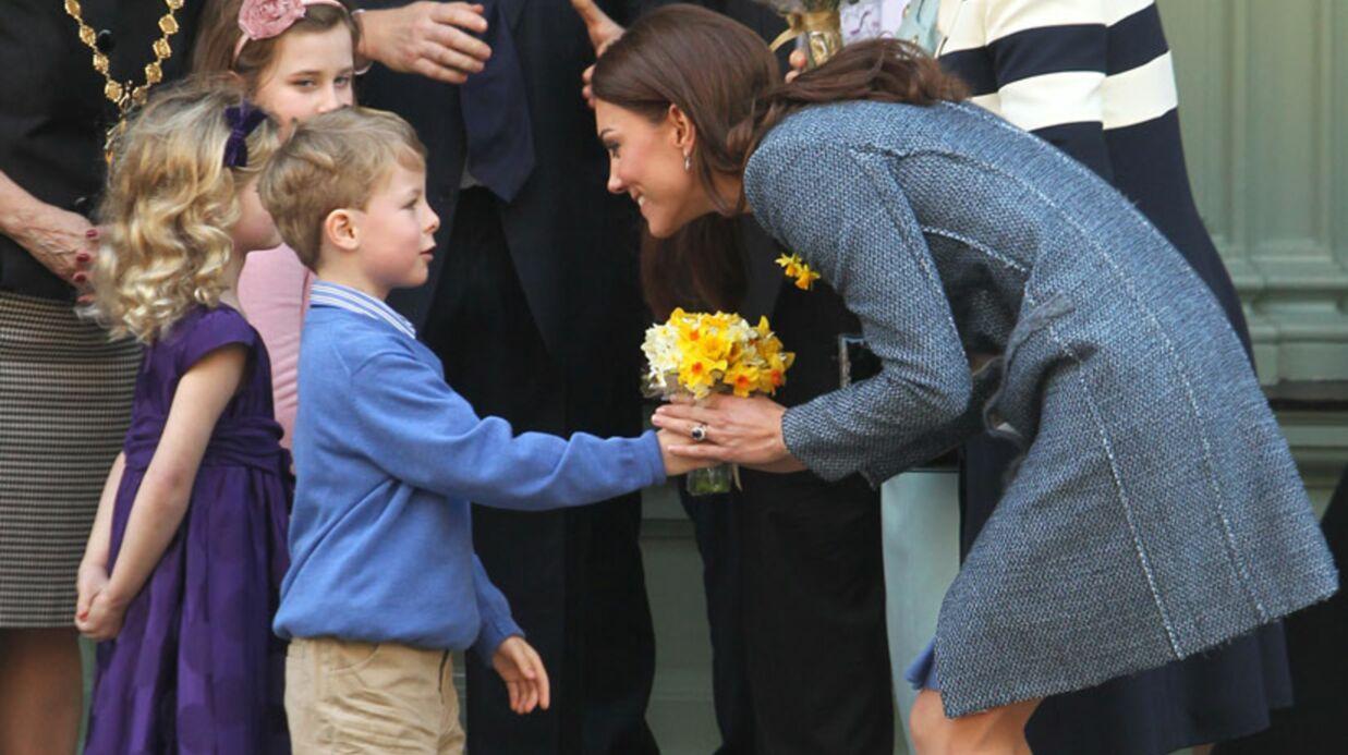L'hospitalisation de Kate Middleton a forcé l'annonce de sa grossesse