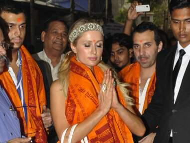 Paris Hilton en Inde