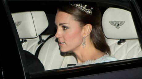PHOTOS Kate Middleton: la tiare lui va si bien