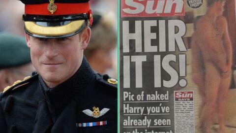 Le prince Harry reparle de ses photos nu en compagnie d'une fille à Las Vegas