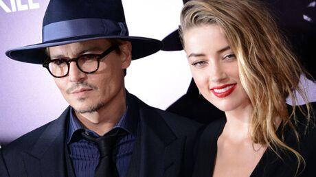 Johnny Depp et Amber Heard: un mariage compromis?