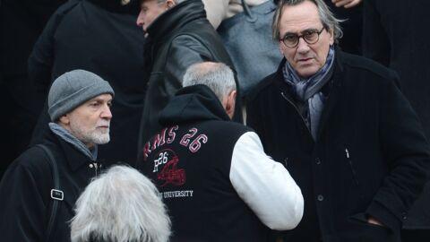 Obsèques d'Erick Bamy: Philippe Lavil, Louisy Joseph et Vigon réunis dans la peine