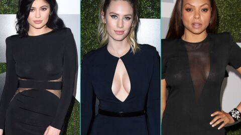 DIAPO Kylie Jenner, Dylan Penn et Taraji P. Henson (Empire) très sexy à la soirée GQ Men Of The Year