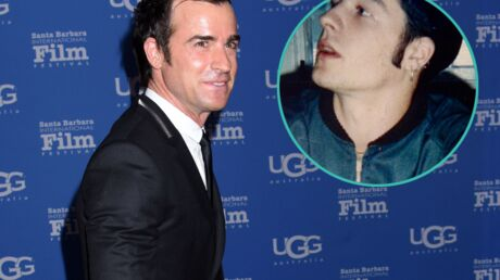 Justin Theroux dévoile une photo de lui à 16 ans: il a bien changé