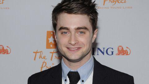 Daniel Radcliffe ivre sur le tournage d'Harry Potter