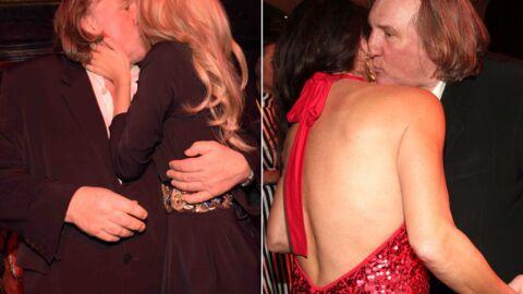 PHOTOS Gérard Depardieu débordant d'affection pour une soirée inoubliable