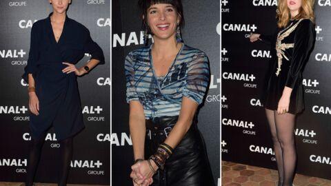 PHOTOS Ophélie Meunier, Erika Moulet… les people en beauté à la soirée Canal+