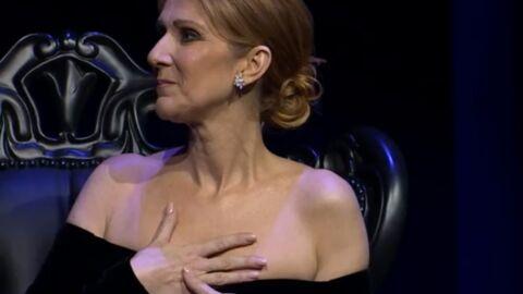 Céline Dion a rendu un hommage poignant à René Angélil à Las Vegas