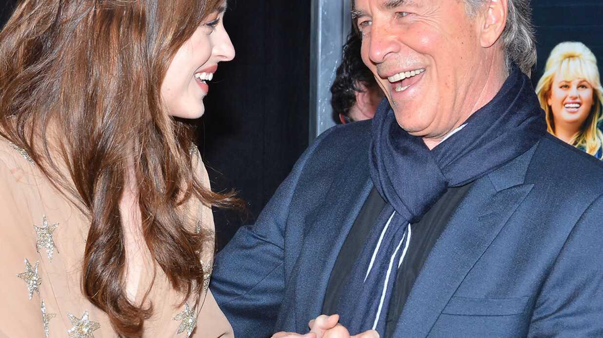 PHOTOS Melanie Griffith et Don Johnson: l'ex couple réuni pour sa fille Dakota