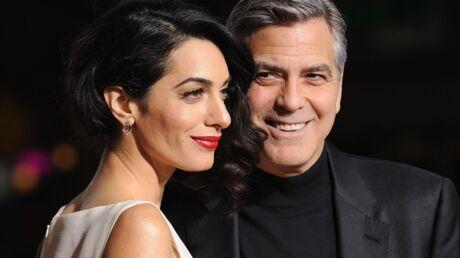 George Clooney raconte son «horrible» demande en mariage à Amal