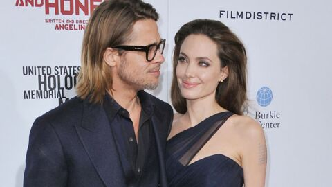 Angelina Jolie offre un terrain avec des chutes d'eau à Brad Pitt