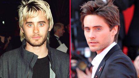 LOOK La spectaculaire transformation de Jared Leto