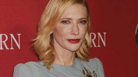 Cate Blanchett révèle que le tournage de Blue Jasmine avec Woody Allen a été «insupportable»