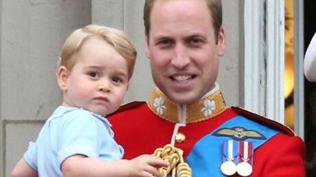 Le prince William est inquiet à l'idée ne pas voir grandir ses enfants George et Charlotte