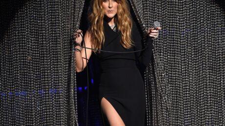 VIDEO Céline Dion: un homme bondit sur scène, elle réagit sans paniquer