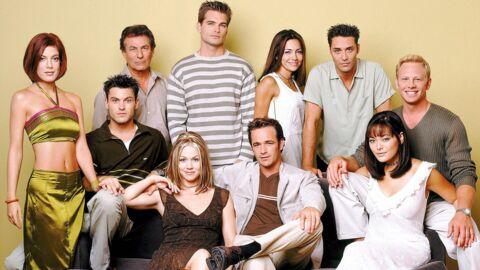 PHOTO Beverly Hills: les acteurs se réunissent et certains sont impossibles à reconnaître