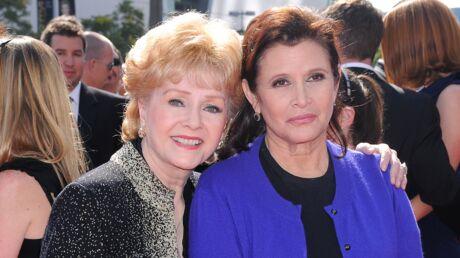 Carrie Fisher et sa mère Debbie Reynolds seront enterrées ensemble vendredi