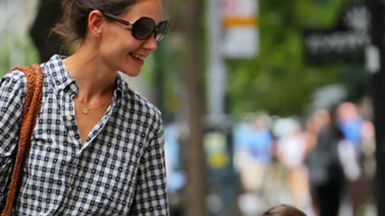 Comment Katie Holmes a surpris Tom Cruise avec sa demande de divorce