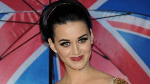 LOOK Katy Perry: belle mais figée pour l'avant-première de son film