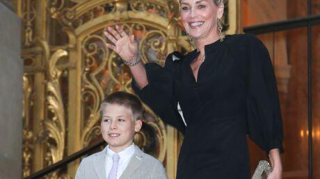 DIAPO Sharon Stone et son fils, Adèle Exarchopoulos et son mec: duos à l'honneur à la soirée Fendi