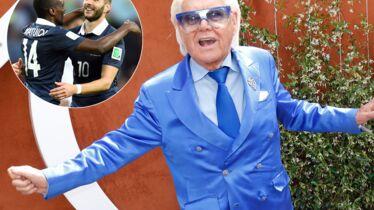 Le vrai Bleu, c'est lui!