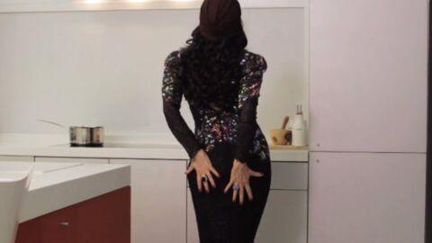 VIDEO Jeanne Mas se déguise en Conchita Wurst dans le clip La Jupe