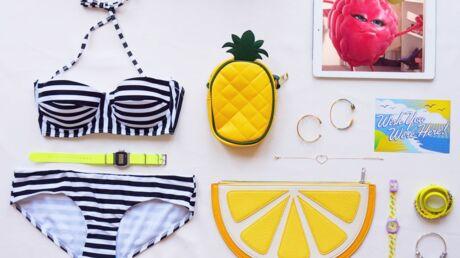 Notre blogueuse mode Marieluvpink vous aide à préparer votre valise