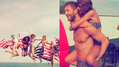 PHOTOS Taylor Swift sexy et en couple pour célébrer la fête nationale américaine