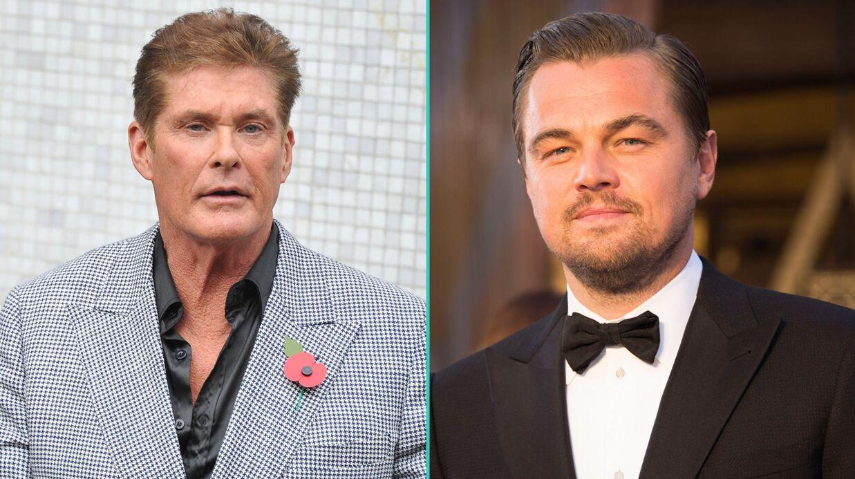 Alerte à Malibu: voilà pourquoi David Hasselhoff a refusé que Leonardo DiCaprio joue son fils