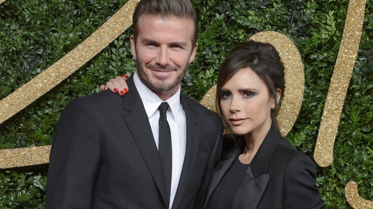 David et Victoria Beckham célèbrent leurs 17 ans de mariage avec des photos dossiers