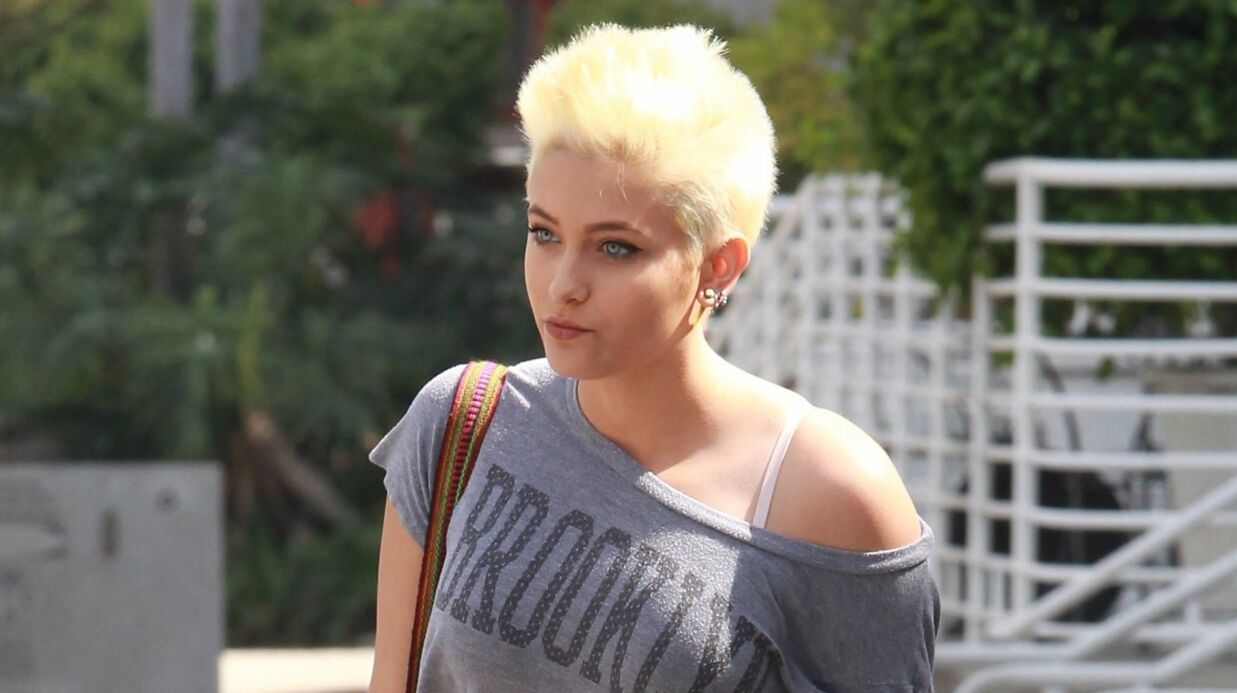 PHOTO Paris Jackson sans maquillage, difficile de la reconnaitre