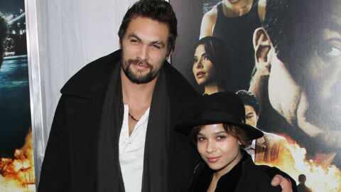 PHOTO Game of Thrones : Zoë Kravitz est la belle-fille de Khal Drogo