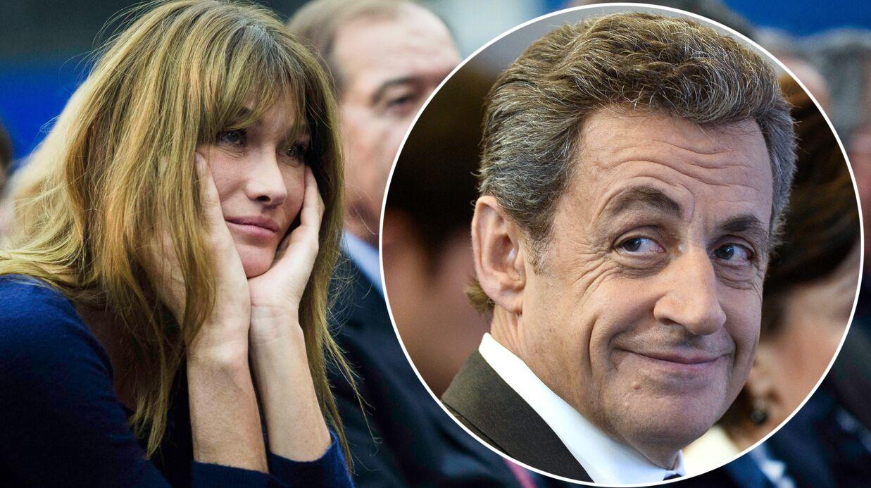 Carla Bruni: sa touchante et vibrante déclaration d'amour à Nicolas Sarkozy