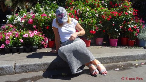 Conseils Mode Le défi de Virginie: comment porter la casquette (sans baskets)?
