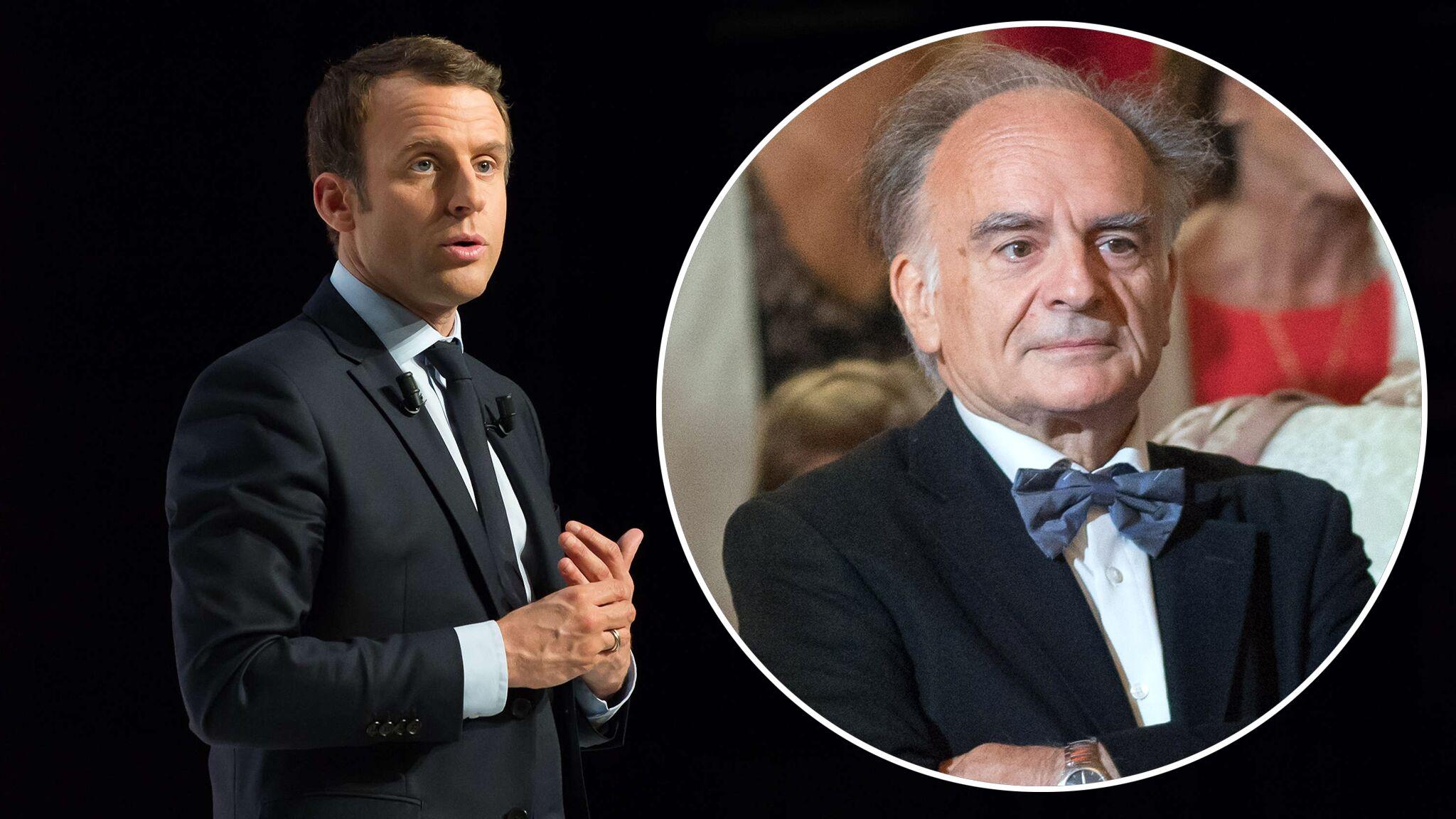Qui Est Jean Michel Macron Le Pere D Emmanuel Macron Voici