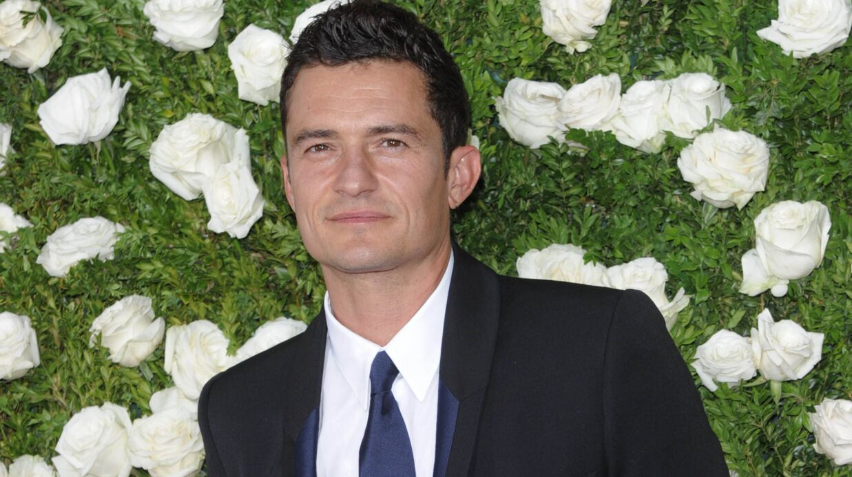 PHOTO : Orlando Bloom poste un adorable selfie avec son père et son fils