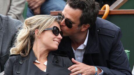 PHOTOS Les people squattent les gradins de Roland-Garros