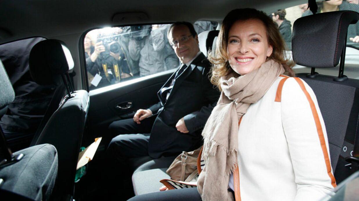 Valérie Trierweiler garde son emploi à Paris Match
