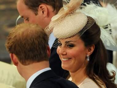 DIAPO Kate Middleton montre d'adorables rondeurs lors du jubilé de la reine