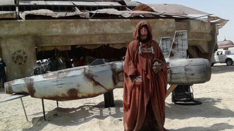 PHOTOS Les premières images du tournage de Star Wars VII