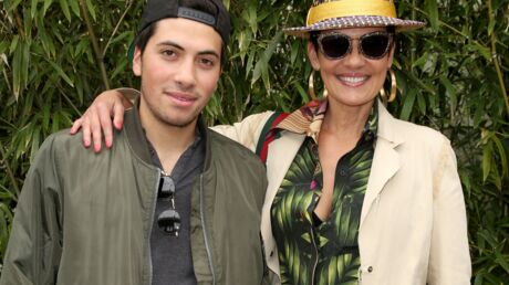 PHOTOS Cristina Cordula et son fils profitent de Roland-Garros