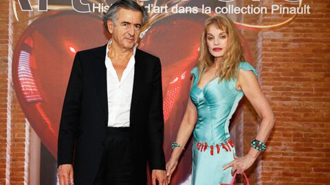 Bernard-Henri Lévy a failli louper son mariage avec Arielle Dombasle