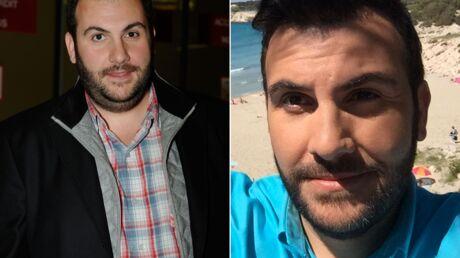 Laurent Ournac a perdu 45 kilos: il s'est fait opérer pour maigrir