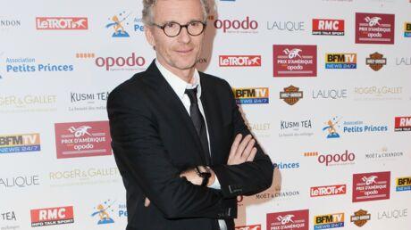 Denis Brogniart: «Je suis quelqu'un d'hyperactif »