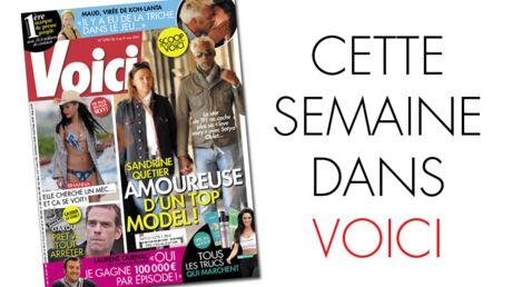 En kiosque: Sandrine Quétier amoureuse, Mariah Carey heureuse