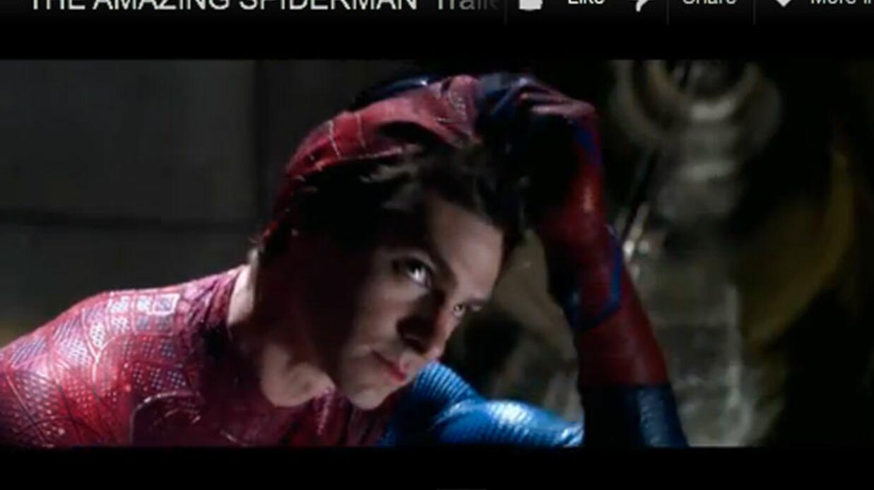 VIDEO Trop d'indices dans le trailer de The Amazing Spiderman?