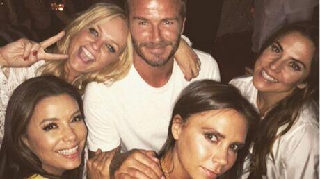 DIAPO David Beckham: les Spice Girls (presque) réunies pour fêter ses 40 ans!