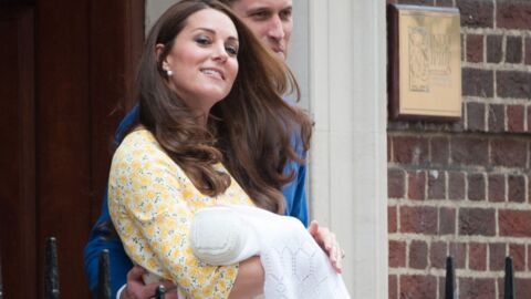 Kate Middleton parfaite quelques heures après l'accouchement: comment a-t-elle fait?