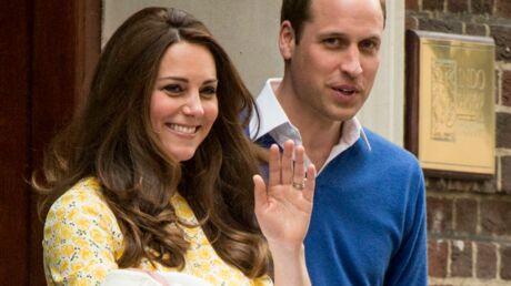Découvrez le prénom qu'ont choisi Kate et William pour leur fille